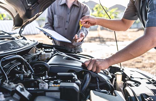 Car repair - Get your car back on the road - Downes Auto Services